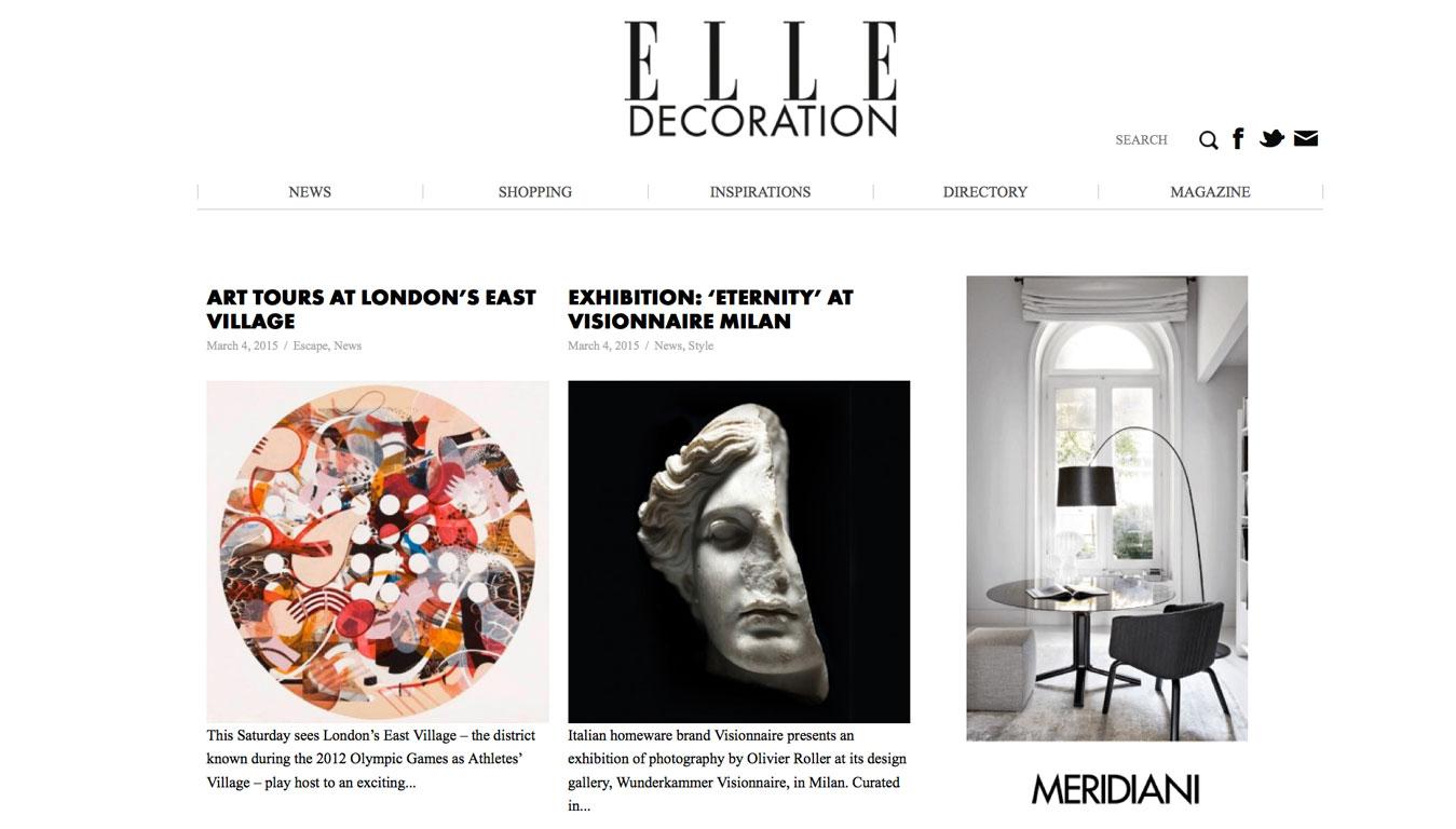 Project: ELLE Decoration
