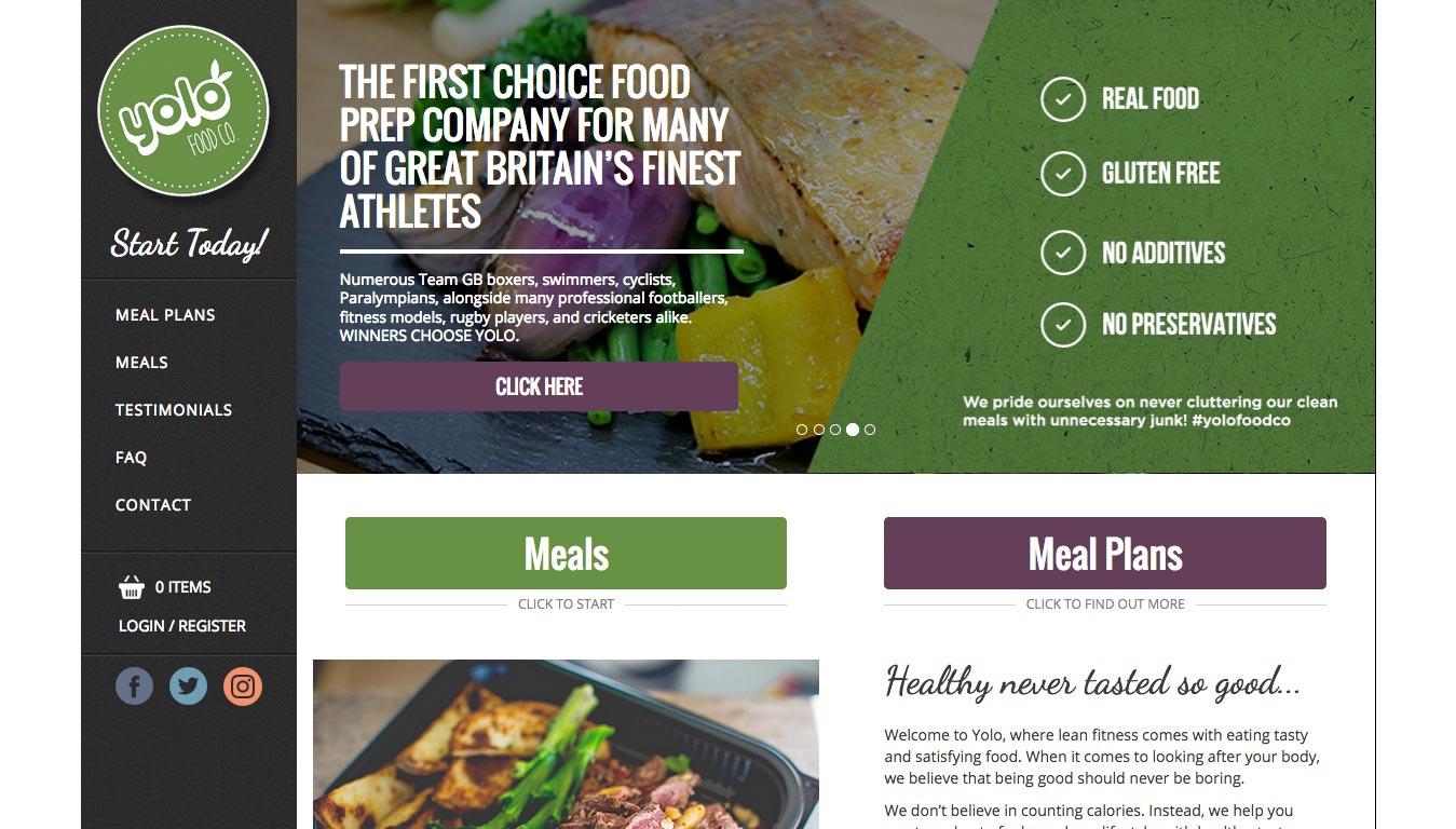 Project: YOLO Food Company